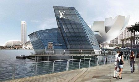 Louis Vuitton Island Maison, nueva boutique en Marina Bay Sands, Singapur
