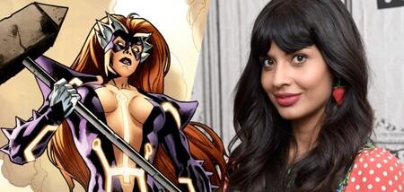 'She-Hulk': Jameela Jamil será la villana de la serie de Marvel y Disney+