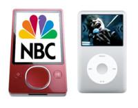 La NBC elije el Zune de Microsoft porque Apple no quiere filtros de copyright en sus iPod