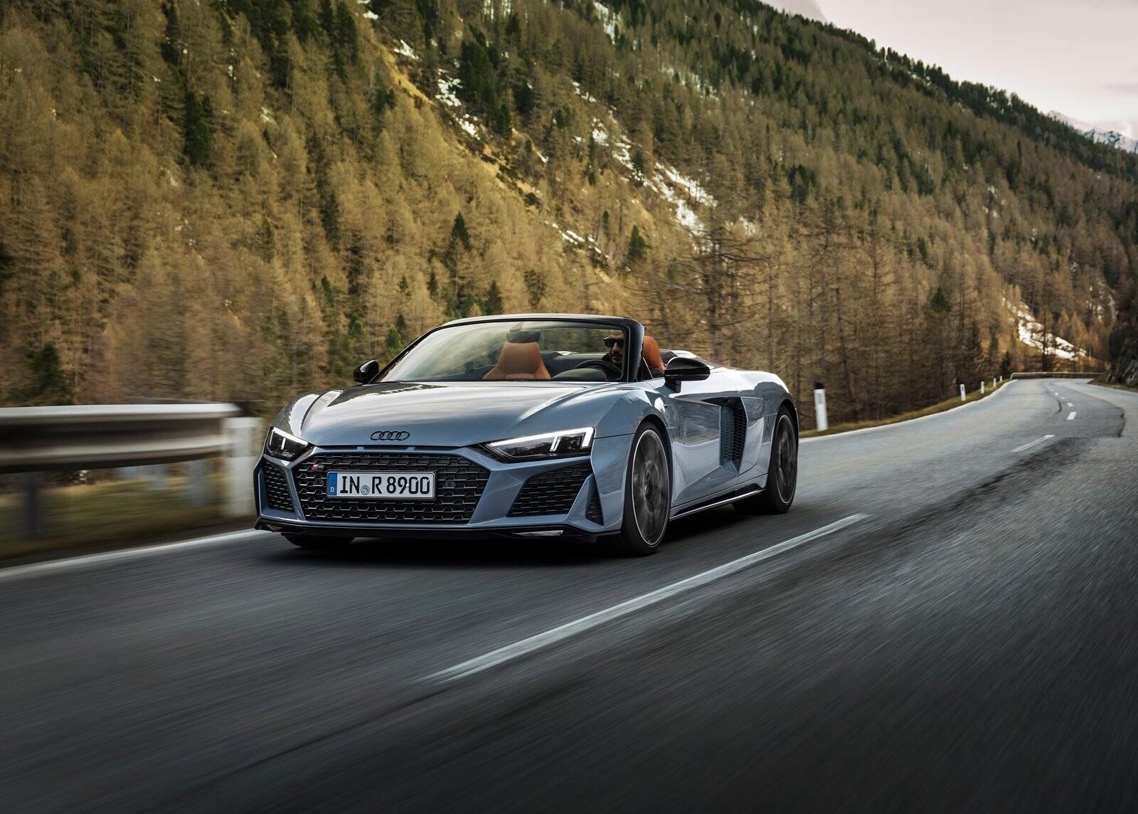 Foto de Audi R8 V10 Performance RWD (19/21)