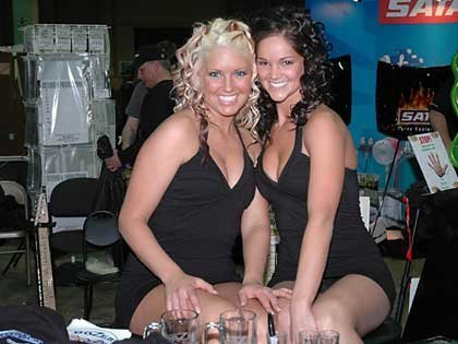 2006 Detroit Autorama Girls