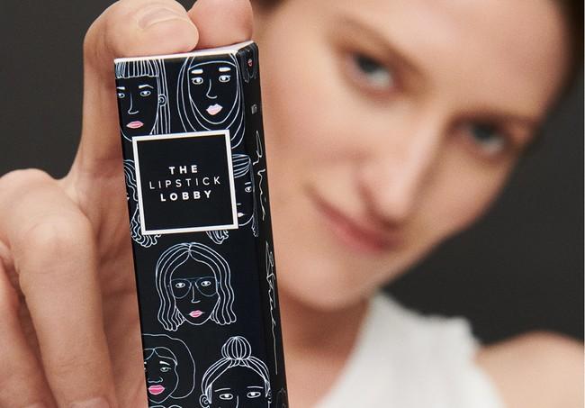 the lipstick lobby gloria steneinem labial