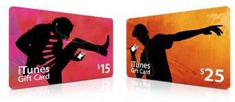 Tarjetas regalo de iTunes un metodo seguro