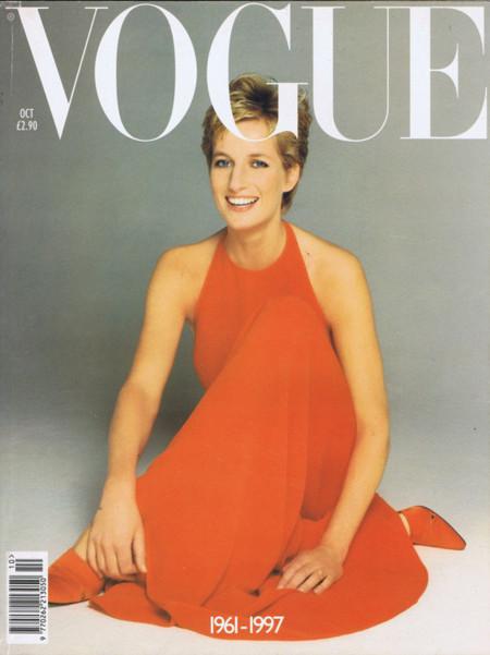 Lady Di Vogue 1997