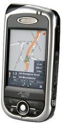 CeBIT 2006: Mio A701, GPS completo