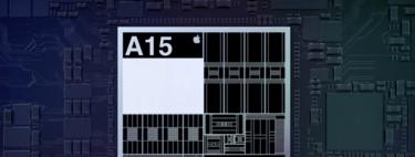 Cuando Apple dijo que el A15 era un 50% más rápido que la competencia... se quedaron cortos