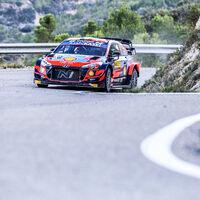 Thierry Neuville gana con suspense en Cataluña, Dani Sordo vuelve al podio y el WRC se decidirá en Monza