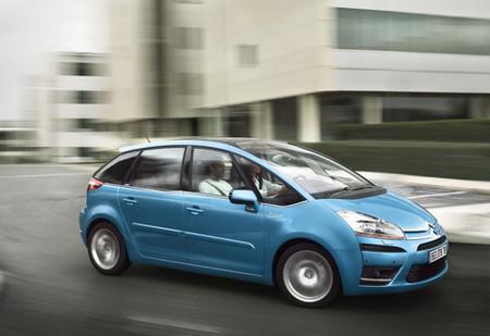 Pequeña actualización para el Citroën C4 Picasso