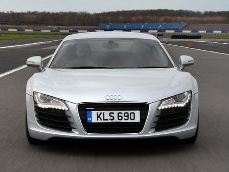 Audi R8 RHD