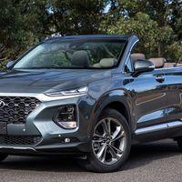 No, el Hyundai Santa Fe no se unirá a la moda de los SUV convertibles