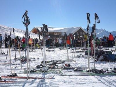 Consejos para prevenir lesiones esquiando (I)