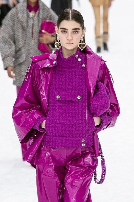 El futuro de la moda está en los biomateriales, y Chanel apuesta por ello