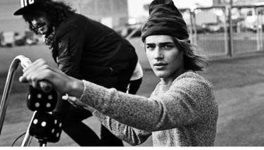 H&M Divided: una colección cargada de denim y estilo urban para el Otoño 2013