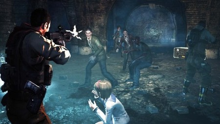 'Resident Evil: Operation Raccoon City', tráiler y fecha del primer DLC. Contiene una nueva misión y será gratuito