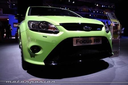 Ford Focus RS, el golpe encima de la mesa