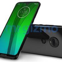 """Moto G7 con notch en forma de gota y doble cámara trasera: esta imagen """"oficial"""" parece confirmar los rumores"""