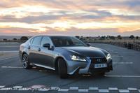 Lexus GS 450h F Sport, prueba (exterior e interior)