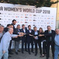 En el tuit de presentación del Mundial Femenino de baloncesto, falta algo. ¿Qué será?