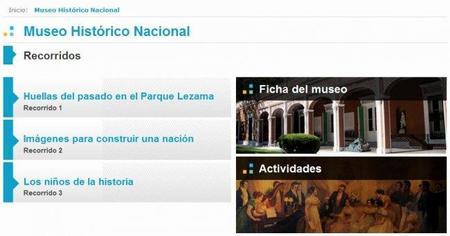 Museos Vivos, recorridos interactivos por tres museos argentinos