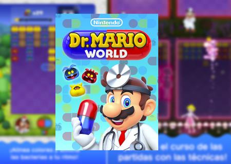 Dr. Mario World llegará a iOS y Android en julio, y ya puedes pre-registrarte