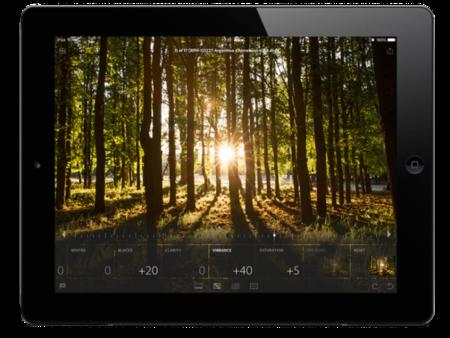 El iPad ya tiene su prometido Lightroom, pero Mobile