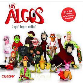 Los Algos sacan su primer CD