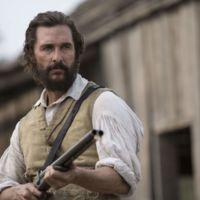 'Los hombres libres de Jones', tráiler y cartel de la nueva película bélica con Matthew McConaughey