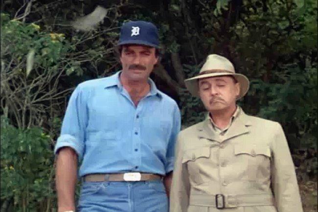 Magnum y Higgins