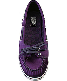 Mocasines Vans Abby Satin Shoe Boat