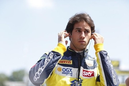 Felipe Nasr confirmado como tercer piloto de Williams