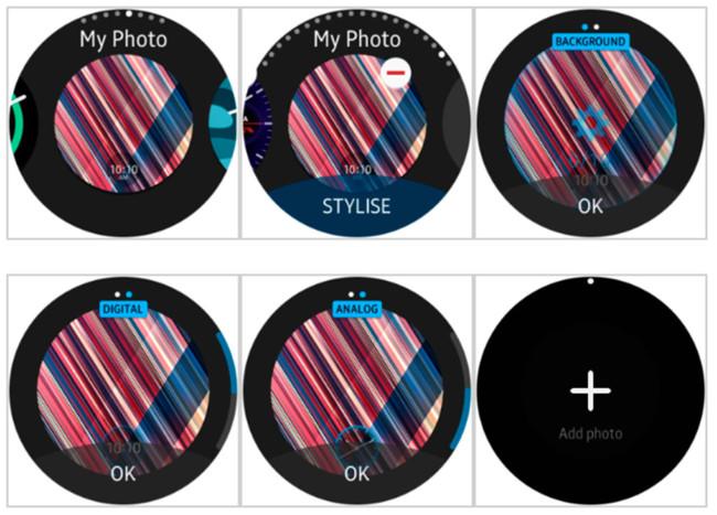 Samsung Gear S2 actualización