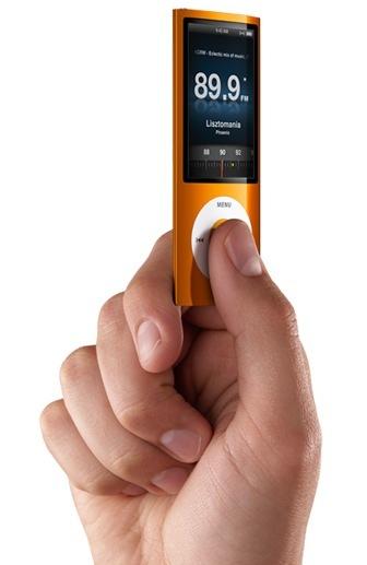 iPod nano 5G