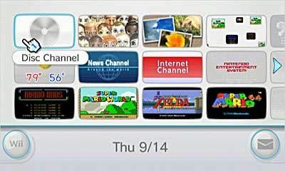 Nuevo canal en Wii: WiiWare