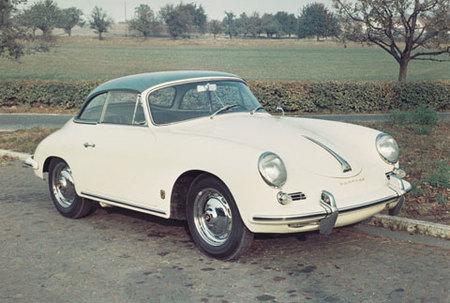 1960 Porsche 356 B Hardtop Cabrio