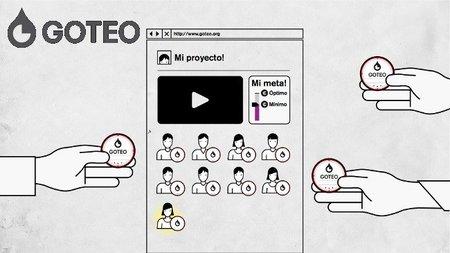 Goteo, la plataforma crowfunding para proyectos de código abierto