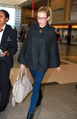 Duelo de estilos en looks de calle: Sienna Miller