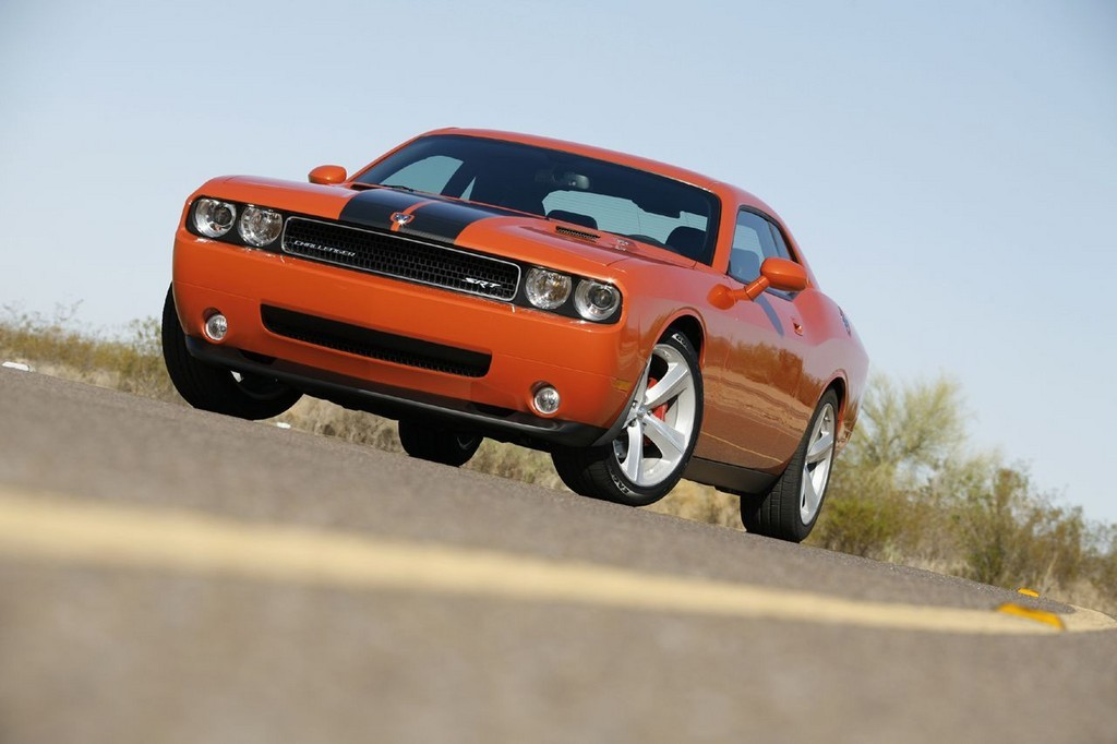 Foto de Dodge Challenger SRT8 (41/103)