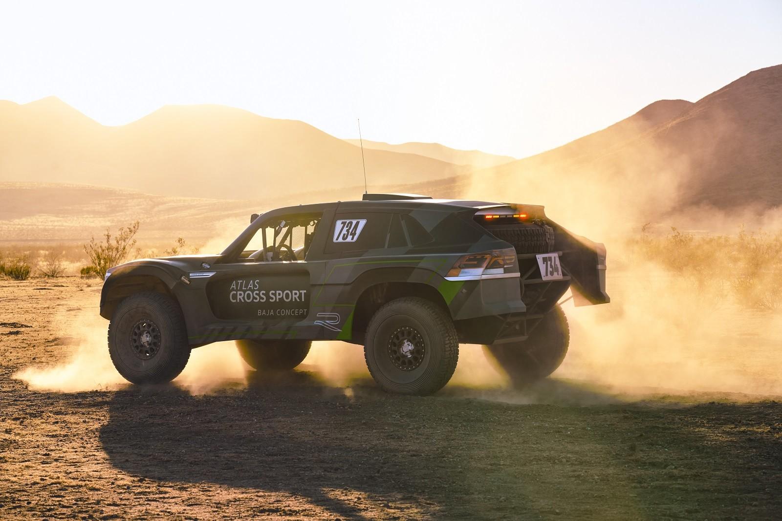 Foto de Volkswagen Atlas Cross Sport R (17/19)