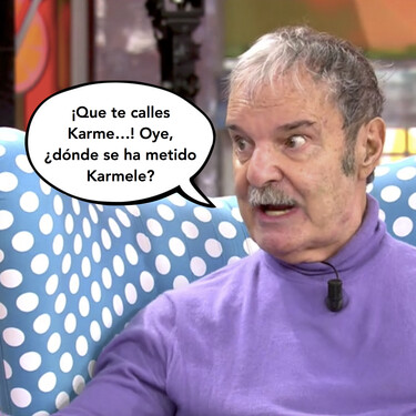 Jesús Mariñas afirma que la defensa de Terelu y Carmen Borrego está perjudicando la memoria televisiva de María Teresa Campos