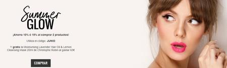 Lookfantastic nos ofrece varios cupones de descuento y promociones en primeras marcas