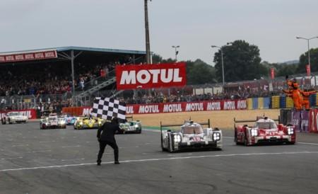 Porsche y Hulkenberg hacen historia en las 24 Horas de Le Mans