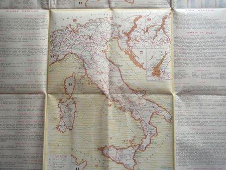 El problema de encontrar un sitio cómodo en un mapa desplegable