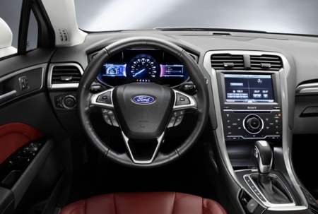 Ford Mondeo Híbrido (2013)