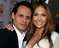 Jennifer Lopez y Marc Anthony renuevan sus votos