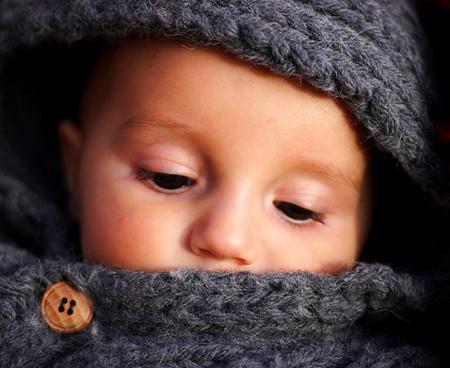 La foto de tu bebé: fuera frío, aquí calidez