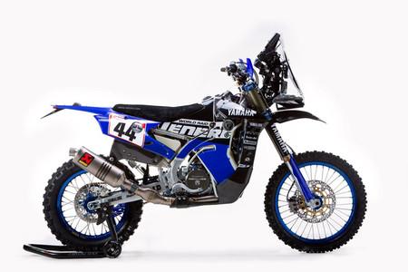 Yamaha Wr450rally 2018 01