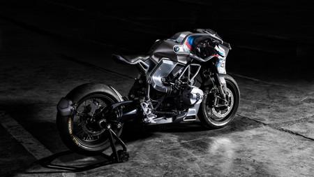 Giggerl, o cómo sería la BMW R nineT de un futuro distópico