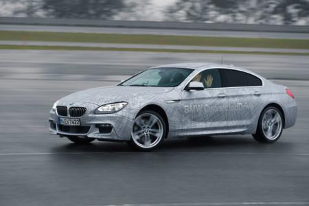 ¿Y si el BMW autónomo del centenario derrapase solo?