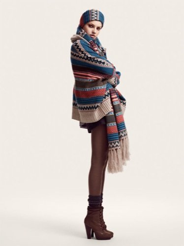 Loobook HM, Otoño-Invierno 2010/2011: todas las tendencias con la nueva ropa de mujer X