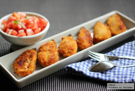 Siete recetas de bocaditos empanados, ideales para el Picoteo del finde